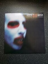 MARILYN MANSON, THE GOLDEN AGE OF GROTESQUE, MARBLED BLUE VINYL 2LP SET