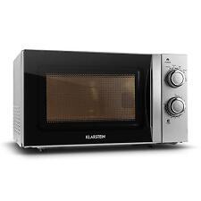 Klarstein Forno Microonde Compatto 6 funzioni Timer Indipendente cucina 700w 20l