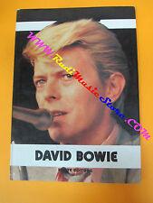 BOOK LIBRO DAVID BOWIE biografia + foto colori FORTE EDITORE no*cd lp dvd mc