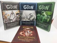 The Goon Fancy Pants Edition Vol. 1 2 3 HC Chinatown Eric Powell Hardcover