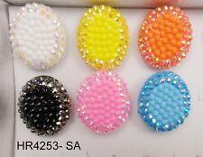Fashion Jewelry lot  6 PCS Wholesale lot  colorful RINGS  #4253