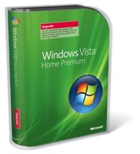 Microsoft Windows Vista Home Premium Upgrade - NEW™