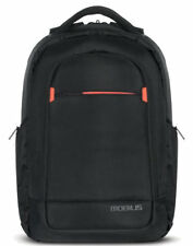Mobilis Executive 2 nylon negro rojo mochila