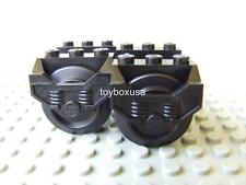 ( 2 )  New Lego City Train Wheels fits 9 Volt RC IR Track Rail Sets