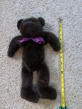 Boyds Bears Large Brown Collectible