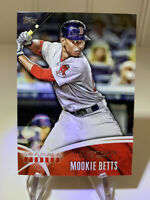 MOOKIE BETTS Rookie Card 2014 Topps RC SP 🔥🔥 Red Sox Los Angeles Dodgers