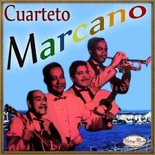 CUARTETO MARCANO iLatina CD #71 Puerto Rico Bolero Guaracha Voces Y Guitarras