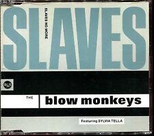 THE BLOW MONKEYS - SLAVES NO MORE - CD MAXI [849]