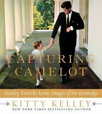 Capturing Camelot: Stanley Treticks Iconic Images of The Kennedy's-VG+