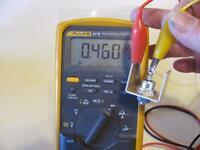 SKR71/16 Semikron 95 A, 1600 V, SILICON, RECTIFIER DIODE w/ heat sink