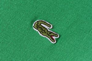 Lacoste Short Sleeve Polo T-Shirt Size M
