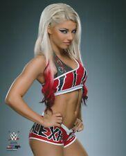 Alexa Bliss NXT Gear 8x10 Photo WWE Studio photo file