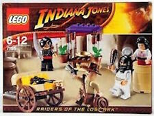 LEGO INDIANA JONES AMBUSH IN CAIRO (7195) BRAND NEW IN BOX