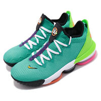 Nike LeBron XVI Low EP 16 Air LBJ James Hyper Jade Green Men Shoes CI2669-301