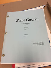 """WILL & GRACE """" THE OBJECT OF MY REJECTION"""" #122"""