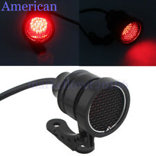 Motor 12v LED Tail light Brackets for Fit ATVs Dirt Bike Chopper Cruiser Buggy
