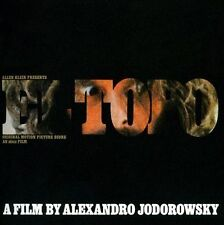 El Topo: Soundtrack Album (CD) Alejandro Jodorowsky Psych Rock