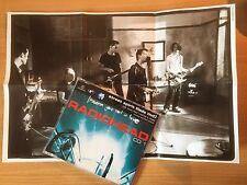 "RADIOHEAD -""Street Spirit""-Rare Ltd Edition CD Single with POSTER 1996-BRAND NEW"