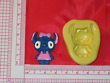 Monster Girl Character Silicone Push Mold 184 Cake Topper Chocolate Resin Candy