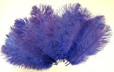 Purple Ostrich Feather 8-12 Inch size per Each