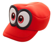 Nintendo Super Mario Odyssey Cappy Hat Cosplay Accessory Costume