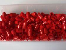 Lego Kegel 1x1 mit Top Groove 4589b Red Pack 10 NEU ref:296