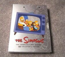 The Simpsons - The Complete First Season (DVD, 3-Disc Set, Collector's Edition)