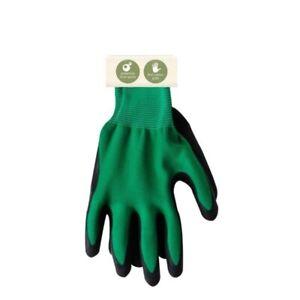 Garden Work Gloves Rubber Super Grip Medium UNISEX