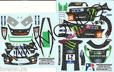 DECALS FORD FIESTA RS WRC ATKINSON RALLY MEXICO 2012 1/24 COLORADO 24138