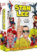 STAN LEE MARVEL TREASURY EDITION deutsch LUXUS-HARDCOVER IM SCHUBER  820 Seiten