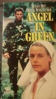 RARE VHS Angel In Green OOP Worldvision Susan Dey Boxleitner Video Zealand Oshea