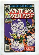 POWER MAN AND IRON FIST #57 (7.0) NEW X-MEN APPEARANCE 1979