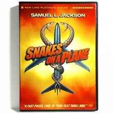 Snakes on a Plane (Dvd, 2006, Widescreen) Nathan Phillips Juliana Margulies