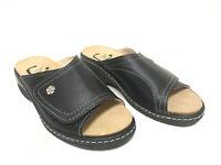 Lueger Damen Klett Pantolette mit herausnehmbarem Fußbett & Halluxeinsatz 43441