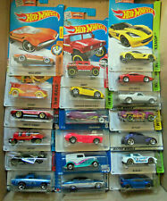 Hot Wheels 1:64 Car Replicas Group Nineteenth Different 1990s-2000s