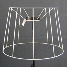 "18"" French Drum Tapered Straight Empire Traditional Lampshade Frame"