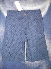 "GYMBOREE ""Speedboat Racer"" Blue Diamond Shorts Size 6~ NEW!"