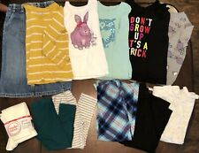 Lot of girl's clothes 6/6x      1