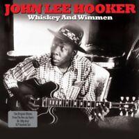 John Lee Hooker - Whiskey & Wimmen [New Vinyl LP] UK - Import