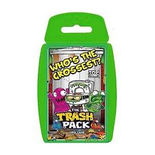Top Trumps - The Trash Pack
