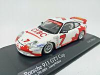 MINICHAMPS 1/43 - Porsche 911 GT3 Cup Daytona 250 2003 Lacey / Wilkins 400036907