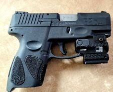 Green Pistol Laser Sight Flashlight for Taurus Pt111 Pt140 G2 G2C G3 Tx2 Handgun