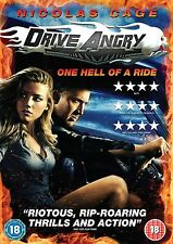 Drive Angry(2011) Nicolas Cage, Amber Heard, William Fichtner NEW & UK R2 DVD