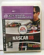NASCAR 08 (ENG+ITA) [Playstation 3 PS3 2007] Usato Garantito JoyGames