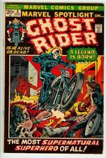 Marvel Spotlight #5 - 1st Appearance of Ghost Rider - 6.0 Fine
