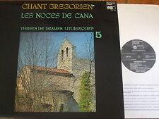 HM 238 Gregorian Chant / Les Noces de Cana