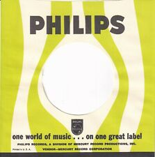PHILIPS USA Reproduction Record Sleeves - (pack of 10)