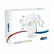 TIM Modem 4G Wi-Fi LTE - Bianco (770455)