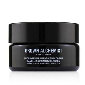 NEW Grown Alchemist Hydra-Repair+ Intensive Day Cream - Camellia & Geranium 40ml