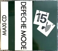 GERMANY EDITION CD MAXI SINGLE DEPECHE MODE LITTLE 15 COLLECTOR COMME NEUF 1988